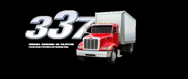 Peterbilt Truck Model 337