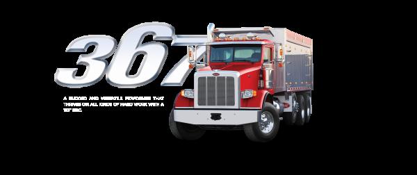 Peterbilt Truck Model 367