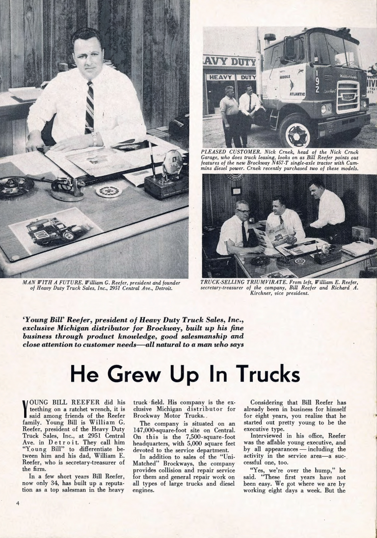 Reefer-Peterbilt_Micigan-Trucking-News_October-1963_Page_2