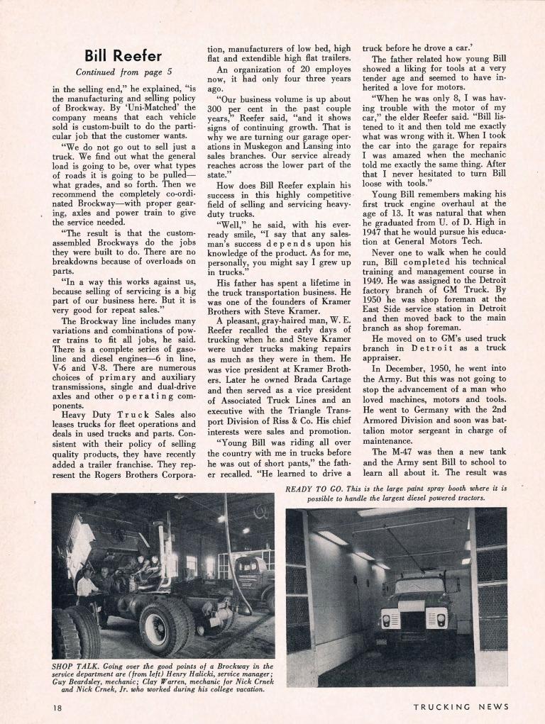 Reefer-Peterbilt_Micigan-Trucking-News_October-1963_Page_4
