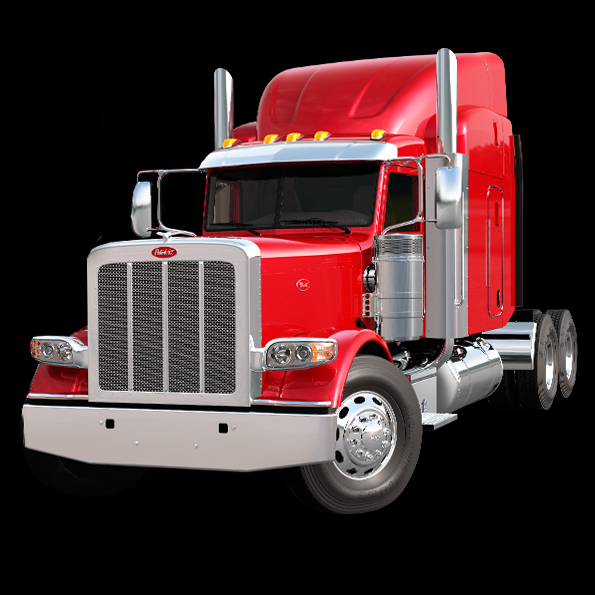 Peterbilt Truck Model 389