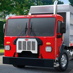 Peterbilt Truck Model 520