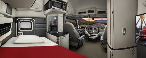 Peterbilt Truck Model 579 Cabin