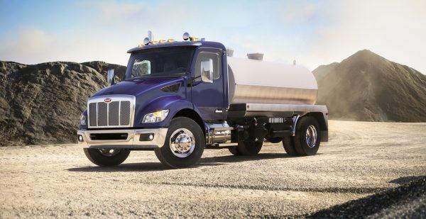 2021-2022 Peterbilt Model 537 Commercial Truck - Order now