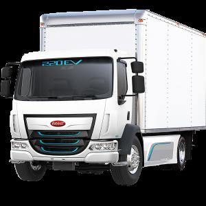 2021-2022 Peterbilt Model 220EV Commercial Truck - Order now