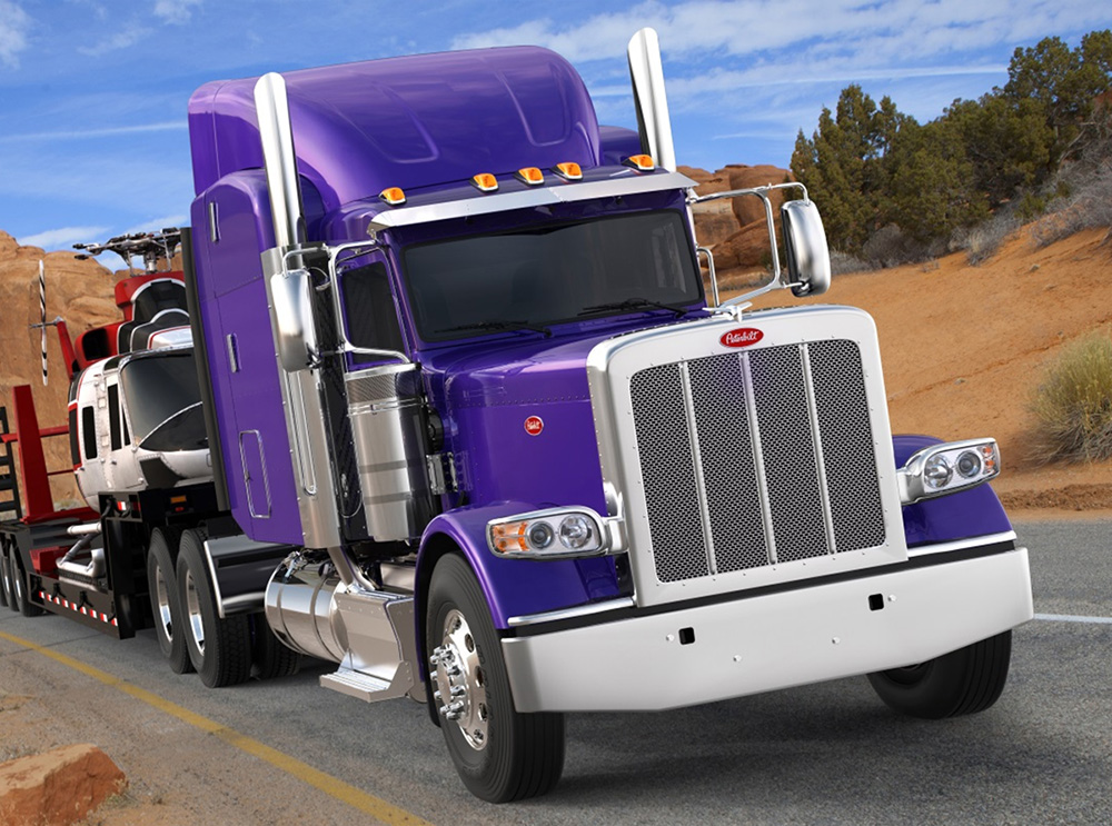 Our New Truck Models Can Be Customized To Your Specification