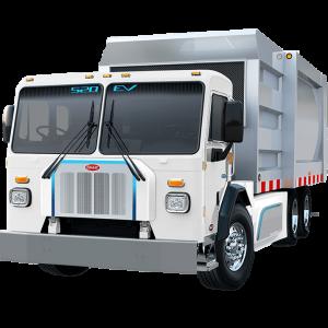 2021-2022 Peterbilt Model 520EV Commercial Truck - Order now